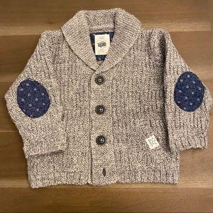 Grey Zara Kids Cardigan